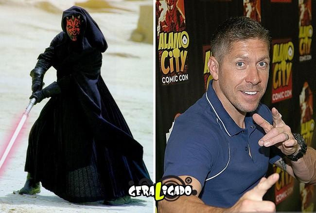 Confira, abaixo, o antes e o depois do elenco de Star Wars15