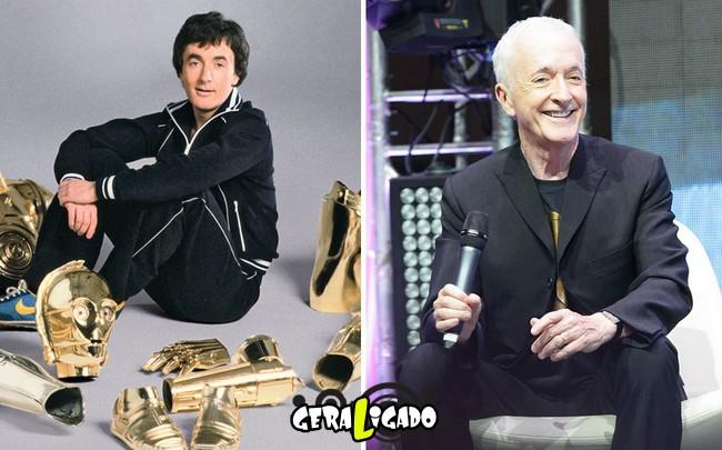 Confira, abaixo, o antes e o depois do elenco de Star Wars3
