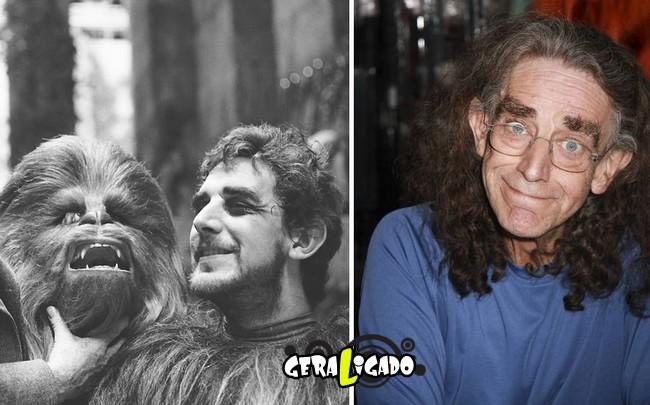Confira, abaixo, o antes e o depois do elenco de Star Wars9