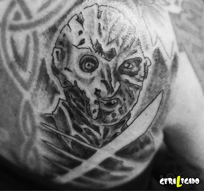 Tatuagens que até você fazeria melhor