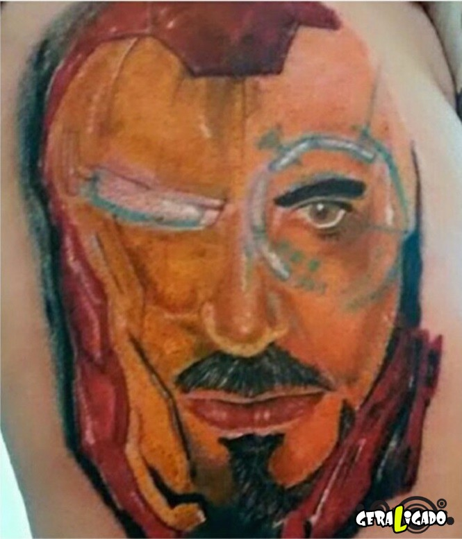 Tatuagens que até você fazeria melhor1