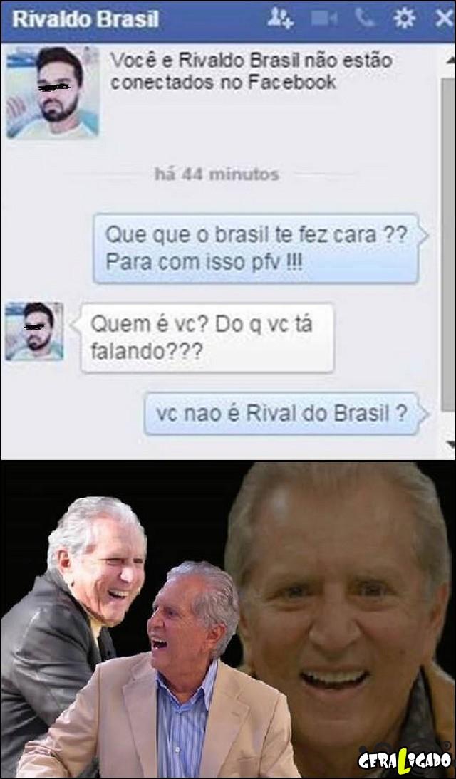 3 Rival do Brasil