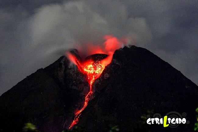 Vulcões, um gigante que nunca se sabe quando acordará1