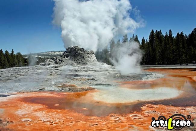 Vulcões, um gigante que nunca se sabe quando acordará11