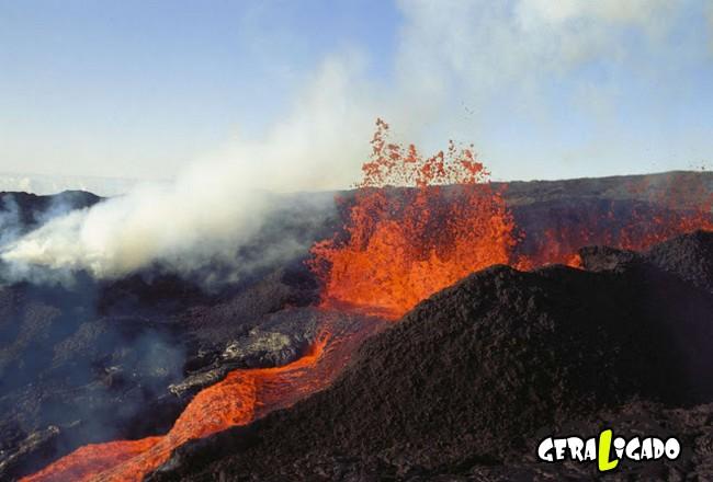Vulcões, um gigante que nunca se sabe quando acordará12