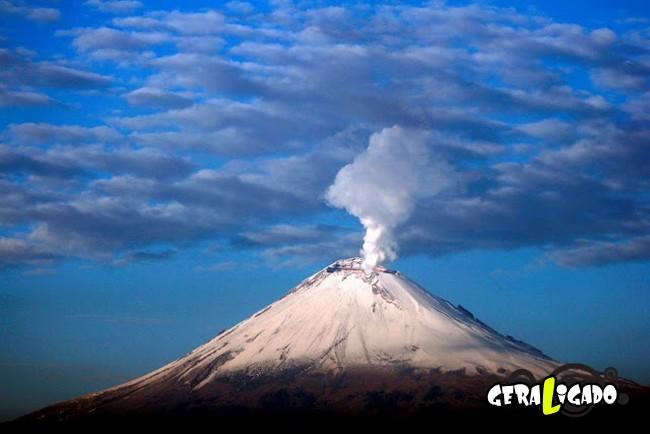 Vulcões, um gigante que nunca se sabe quando acordará13