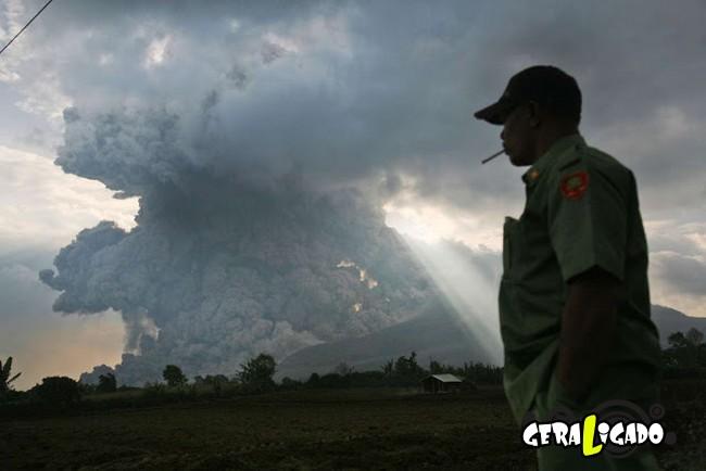 Vulcões, um gigante que nunca se sabe quando acordará4