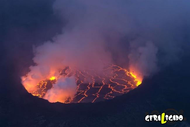 Vulcões, um gigante que nunca se sabe quando acordará5