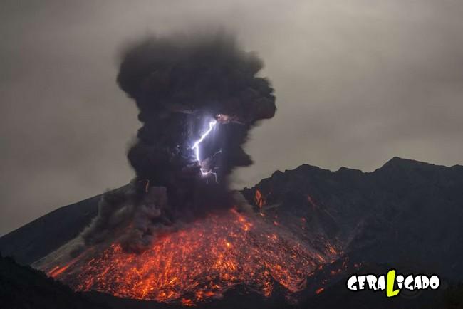 Vulcões, um gigante que nunca se sabe quando acordará7