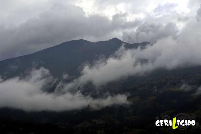 Vulcões, um gigante que nunca se sabe quando acordará8