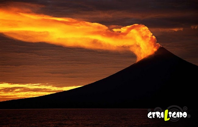 Vulcões, um gigante que nunca se sabe quando acordará9