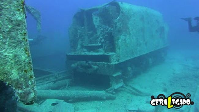 6 coisas bizzaras que foram descobertas no fundo do mar1