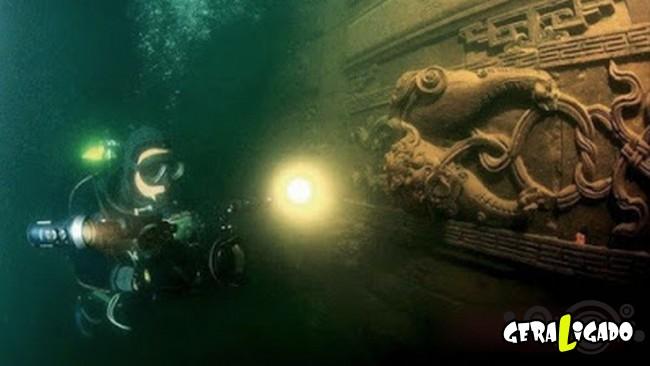 6 coisas bizzaras que foram descobertas no fundo do mar6