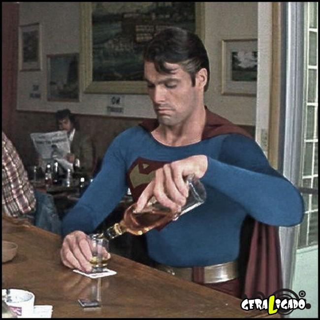 """7 maneiras surpreendentes que o álcool lhe dá """"super poderes"""" (momentaneamente)2"""