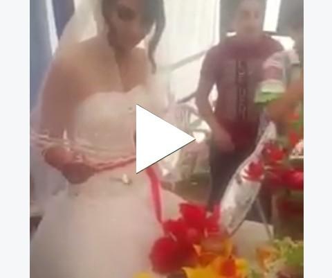 Não brinque no casamento!!!!