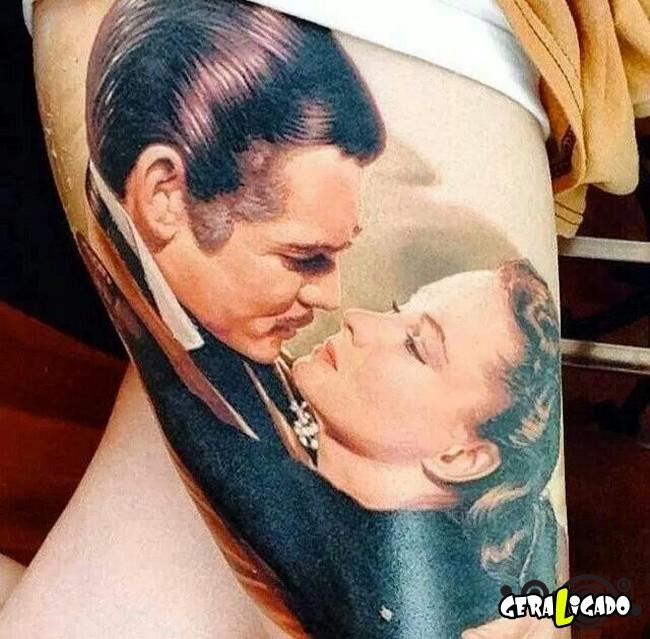 Tatuagens para fãs de livros