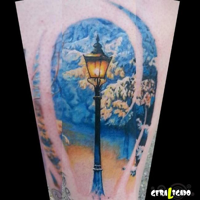 Tatuagens para fãs de livros14