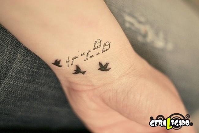 Tatuagens para fãs de livros16