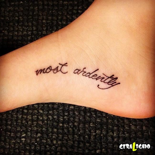 Tatuagens para fãs de livros19