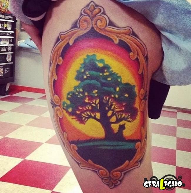 Tatuagens para fãs de livros25