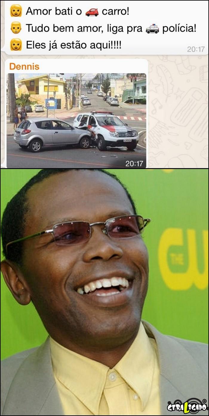 10 Bati o carro