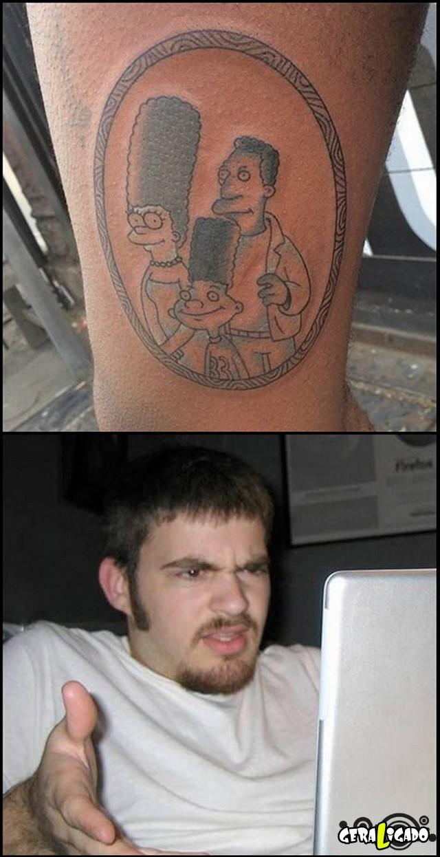 6 O que leva a pessoa a tatua isso