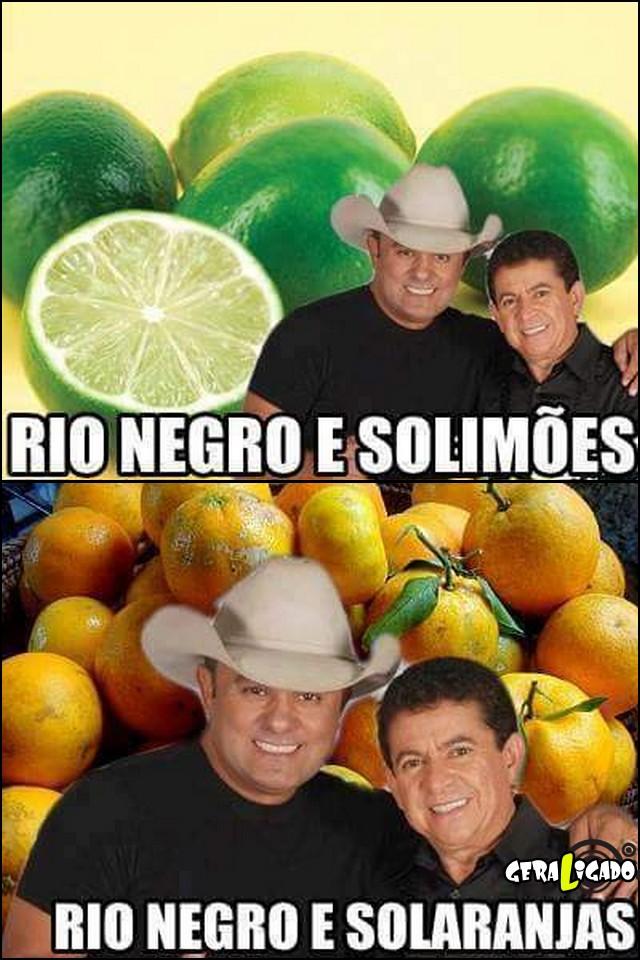 1 Rio negro e Solimões
