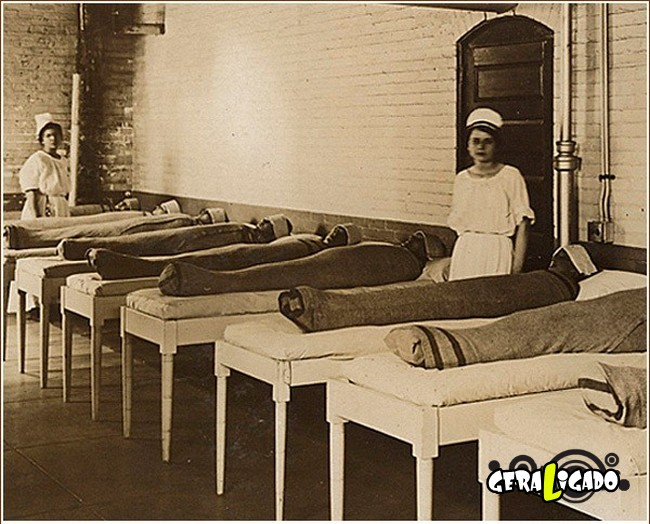 19 fotos horripilantes sobre a medicina do passado1