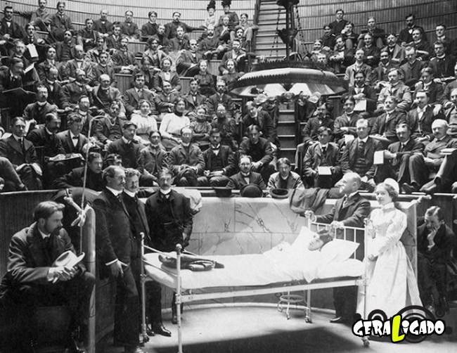 19 fotos horripilantes sobre a medicina do passado2