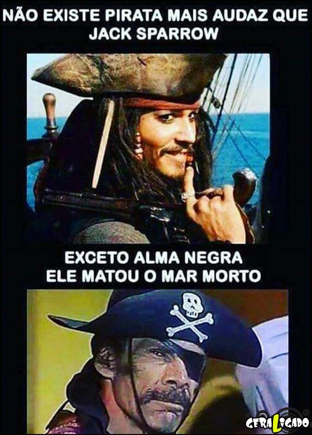 2 Melhor pirata do mundo