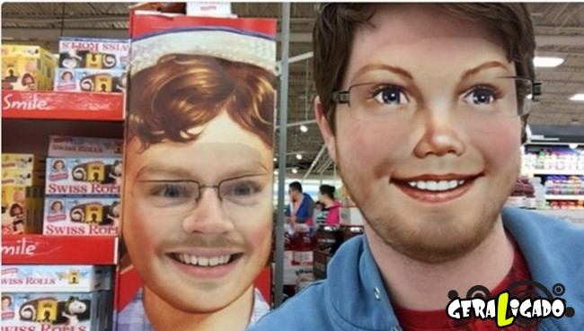 20 Piores resultados do aplicativo 'Face Swap'14