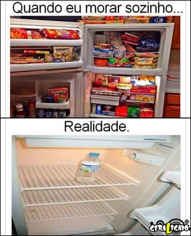 5 Quando eu morar sozinho