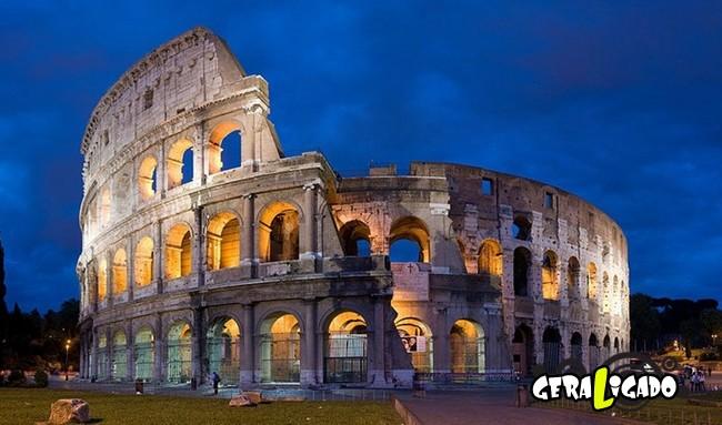 7 curiosos fatos sobre o Império Romano1