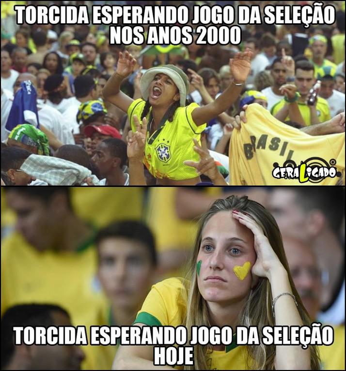 2 Triste realidade da seleção brasileira