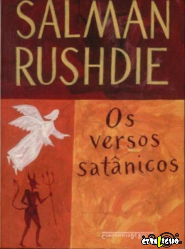 Livros polêmicos que foram banidos de vários países5