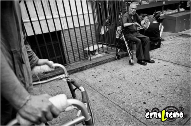 Marido fotografa a evolução do câncer em sua mulher até a morte. 12
