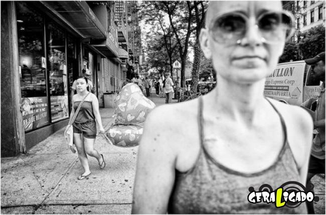 Marido fotografa a evolução do câncer em sua mulher até a morte.7