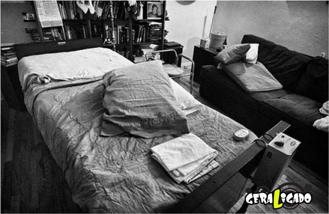 Marido fotografa a evolução do câncer em sua mulher até a morte17
