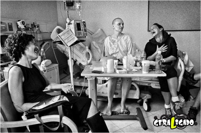 Marido fotografa a evolução do câncer em sua mulher até a morte18