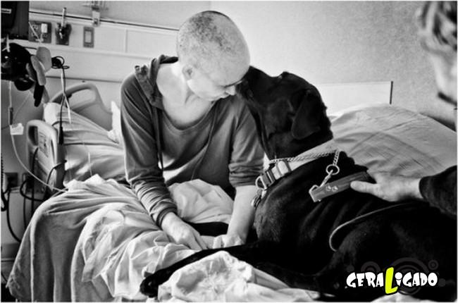 Marido fotografa a evolução do câncer em sua mulher até a morte24