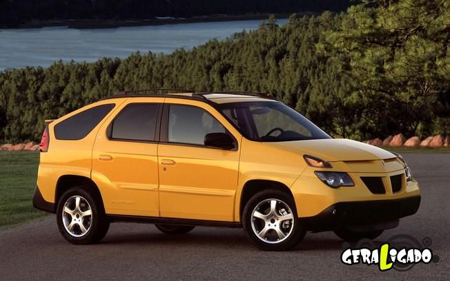 10 dos carros mais feios já fabricados10