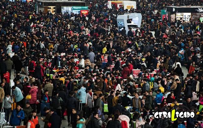 10 fatos surpreendentes sobre a população mundial10