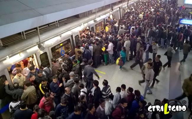 10 fatos surpreendentes sobre a população mundial7
