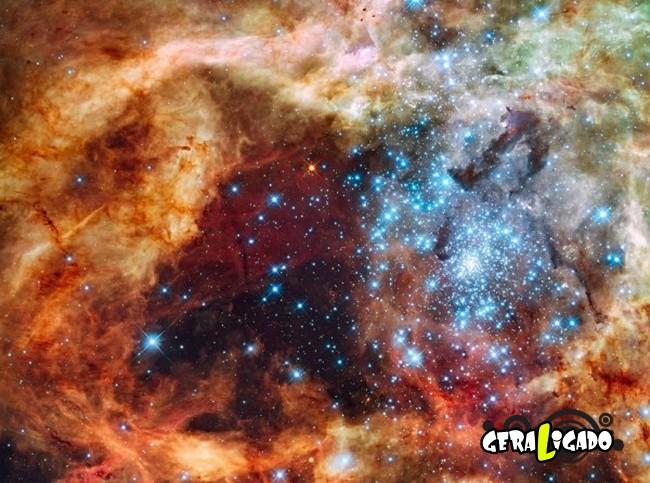 12 imagens incríveis que foram captadas pelo telescópio Hubble1