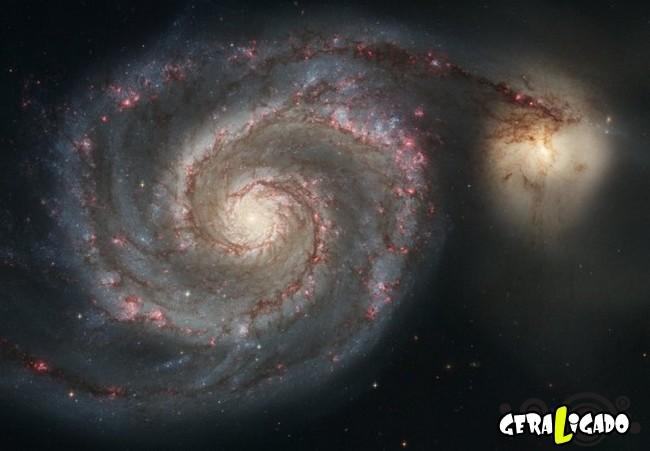 12 imagens incríveis que foram captadas pelo telescópio Hubble11