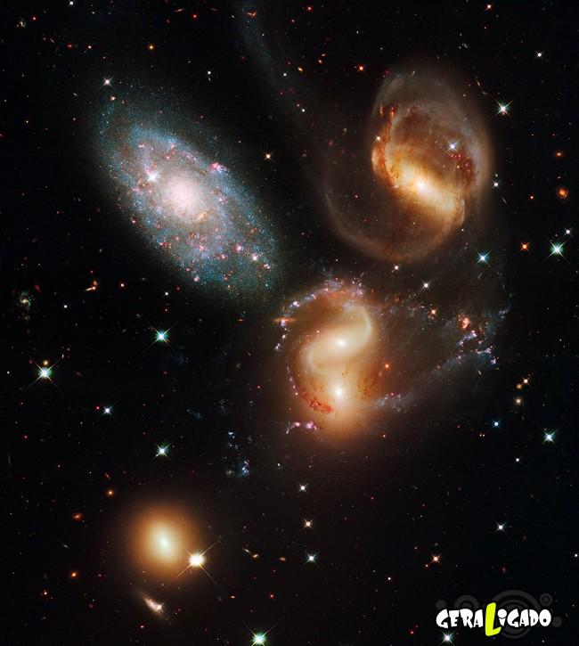 12 imagens incríveis que foram captadas pelo telescópio Hubble12