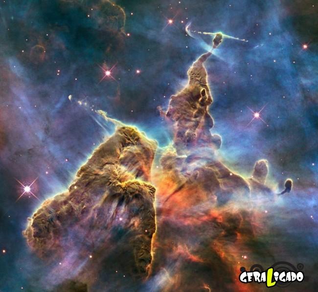 12 imagens incríveis que foram captadas pelo telescópio Hubble2