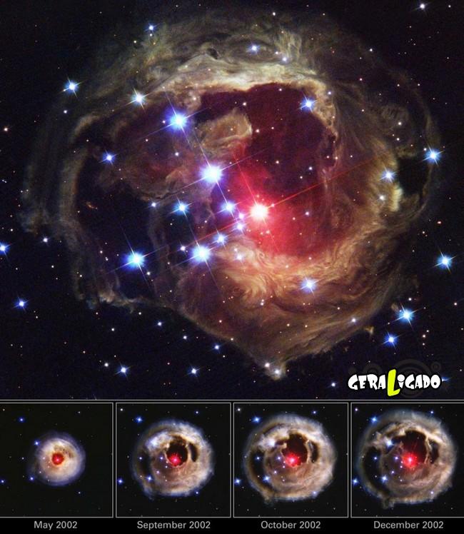 12 imagens incríveis que foram captadas pelo telescópio Hubble5