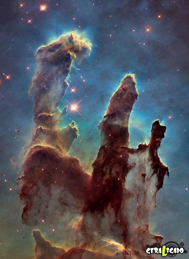 12 imagens incríveis que foram captadas pelo telescópio Hubble6