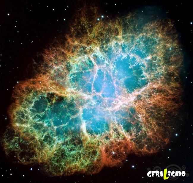 12 imagens incríveis que foram captadas pelo telescópio Hubble8